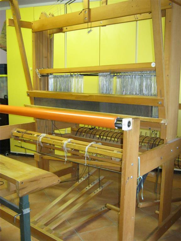 Telaio tessitura a mano usato