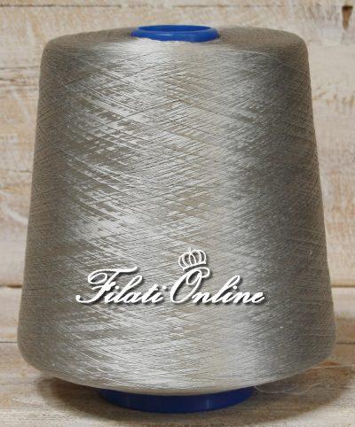 SE52GC Filato in pura seta grigio chiaro, grigio perla 960gr 76,80€
