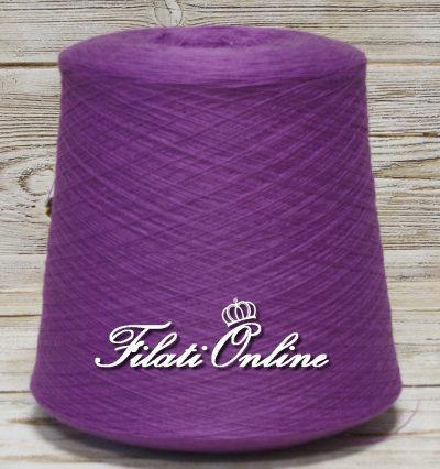 WVM80v Filato di puro merino extrafine Harmony woolmar colore viola violetto 890gr 35,60€