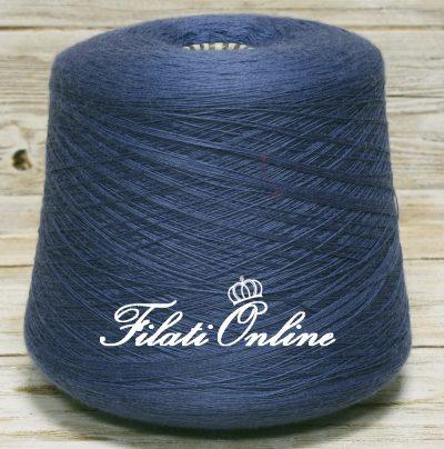 WVM110bi filato in puro merino extrafine LANA GATTO Harmony blu iris