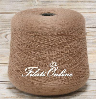 WVM110cam filato in puro merino color cammello woolmar Lana Gatto