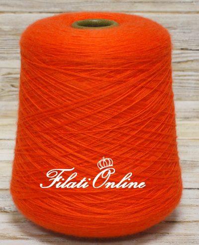 WVM100ara filato in puro merino extrafine ZEGNA BARUFFA arancio