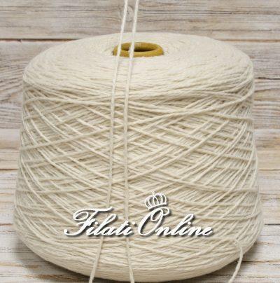 WS200b Filato in puro cashmere beige
