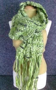 sciarpa verde