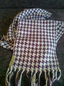 1955 la sciarpa finita