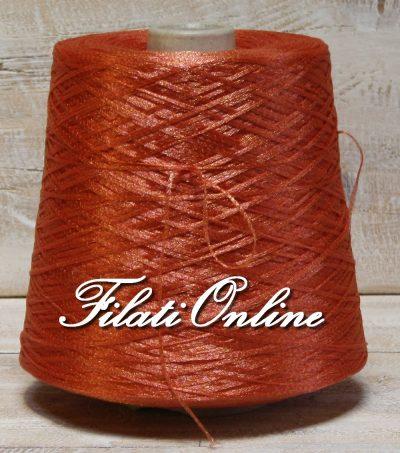 FL200RC filato fettuccia tipo lurex rosso corallo 285gr 11,40€ - 540gr 21,60€ - 610gr 24,40€