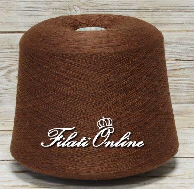 WVM80mm Filato di puro merino extrafine Lana Gatto Harmony woolmar colore marrone mattone 1155gr 46,20€ - 1515gr 60,60€ - 1515gr 60,60€ - disponibili altre rocche