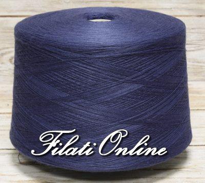 WVMO106 filato misto merino color blu