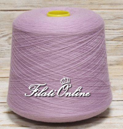 WVM103 filato in puro merino color lilla OFFERTA